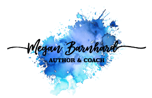 Write with Megan Barnhard Logo