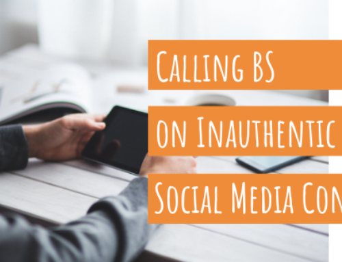 Calling BS on Inauthentic Social Media Content