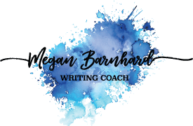 Megan Barnhard Writing Coaching Logo