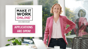 Make It Work Online with Jenny Shih